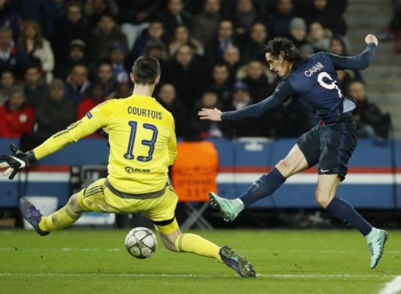 PSG beats Chelsea 2-1 in Champions League round of 16 first leg